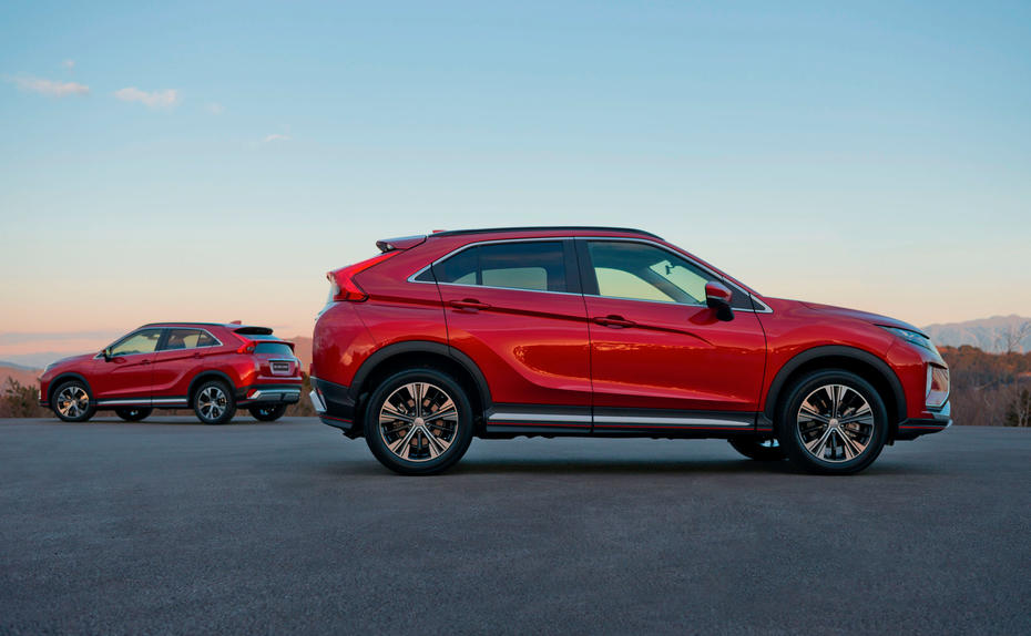 Test Drive: Mitsubishi Eclipse Cross - Exzentriker mit Rallye-Technik