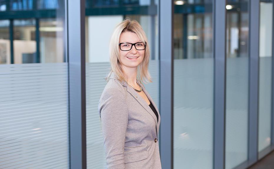 Barbara Wagner, Innovationsmanagerin Raiffeisenlandesbank OÖ