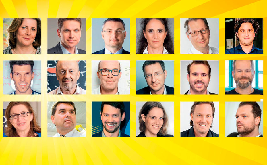trend Start-up-Wahl 2018: Die Jury