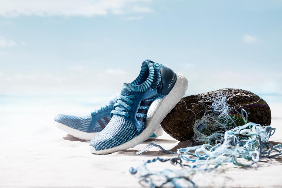 Zero Waste: Adidas setzt auf Laufschuh Recycling | trend.at