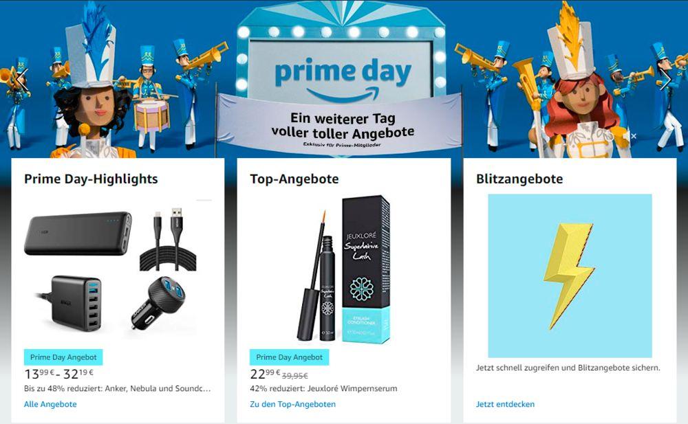 Amazon Prime Angebote