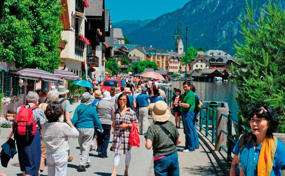 Hallstatt Tourismus
