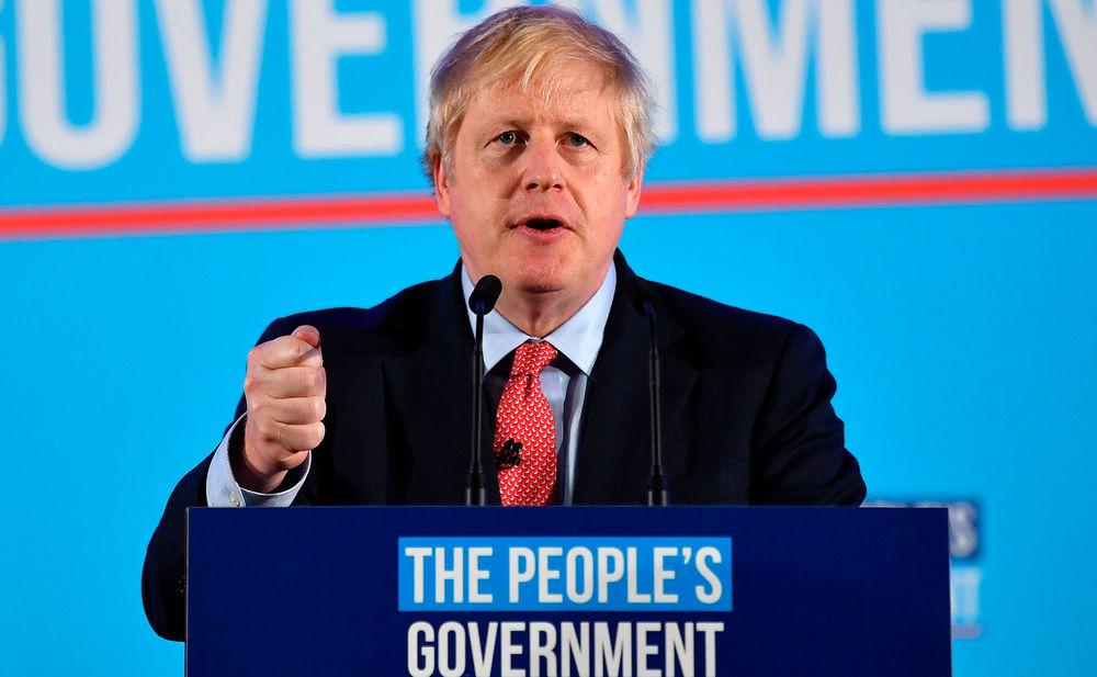 England Wahlen