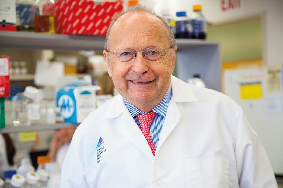 Virenforscher Peter Palese: