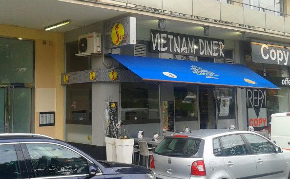 "Business Lunch: Restaurant ""Saigon Riverside"""