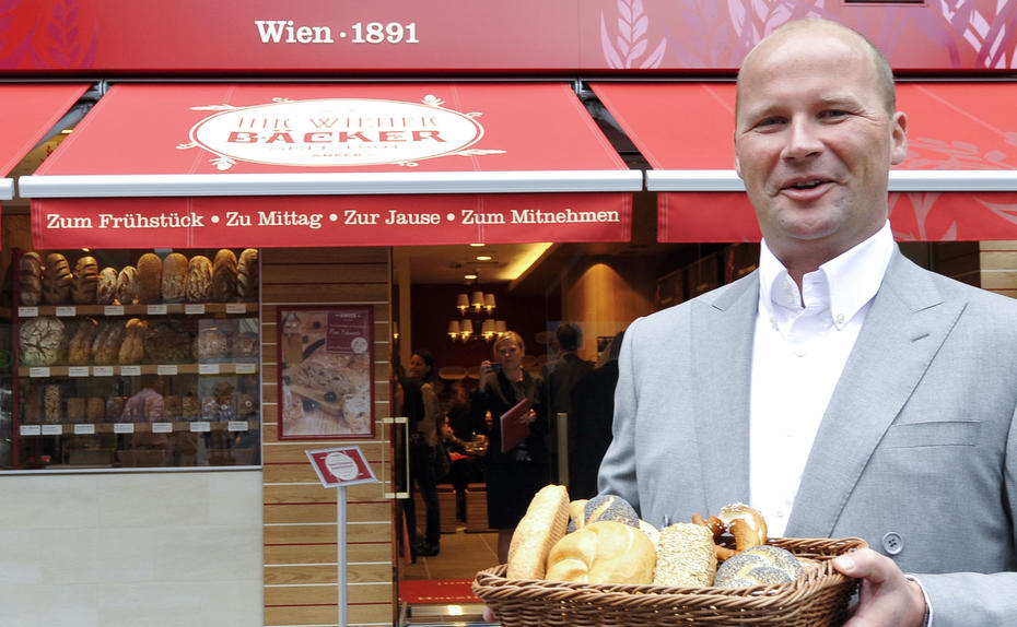 Ankerbrot Firmenchef Peter Ostendorf