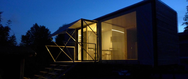 ein haus einfach zum mitnehmen. Black Bedroom Furniture Sets. Home Design Ideas