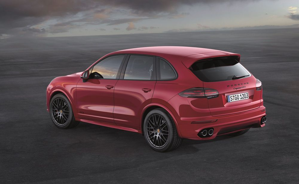 exklusive neue kleinserie porsche cayenne gts. Black Bedroom Furniture Sets. Home Design Ideas