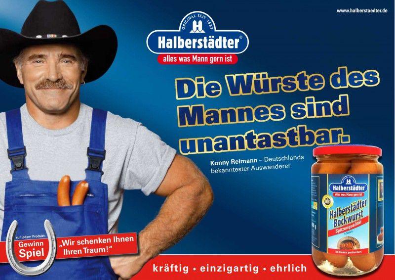 Lieblingsspeise des deutschen Mannes: Wurst   trend.at