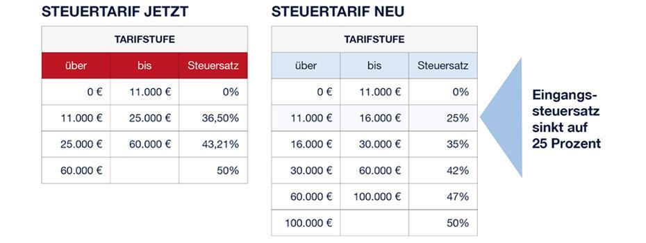 steuerreform vp plan f r 7 milliarden euro entlastung. Black Bedroom Furniture Sets. Home Design Ideas