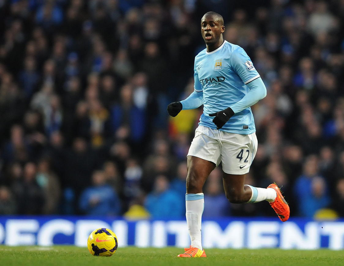 Yaya Touré - Manchester City