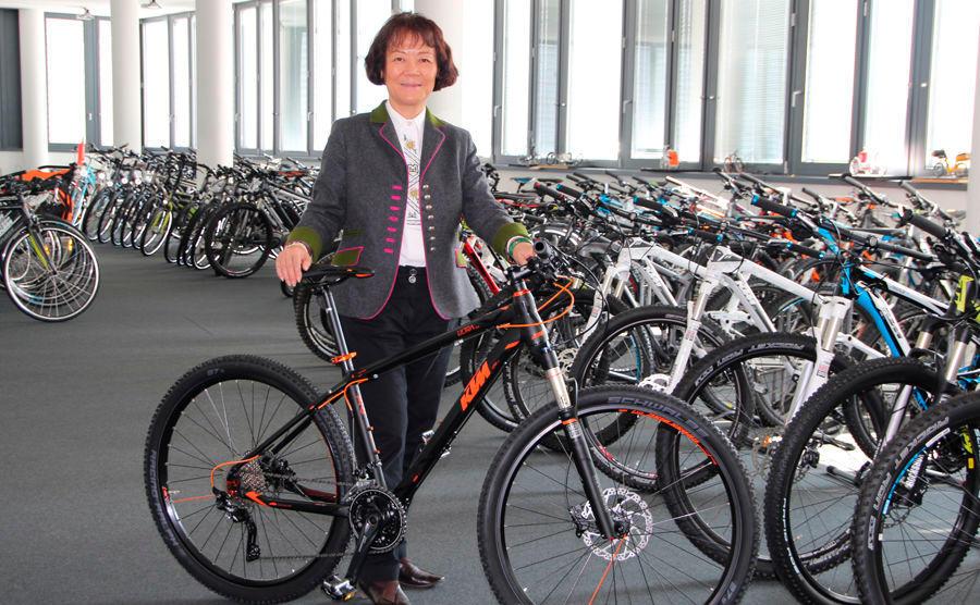 Vom guten Rad KTM Fahrrad trotzt der Krise in der