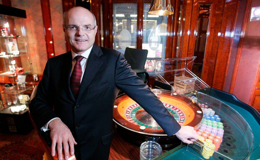 casino austria chef