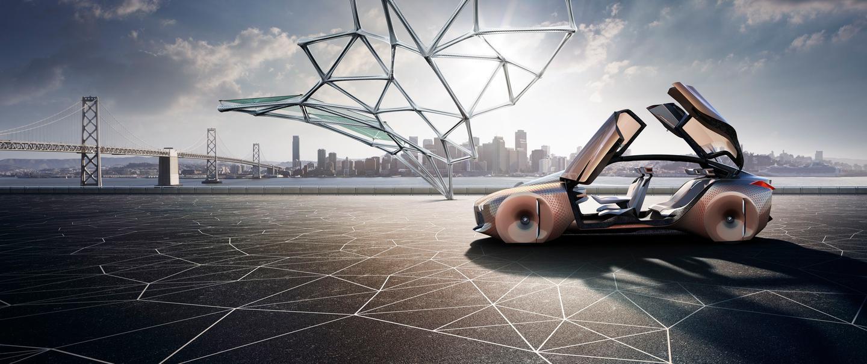 Bmw Vision Next 100 Das Lernfahige Auto Der Zukunft Trend At