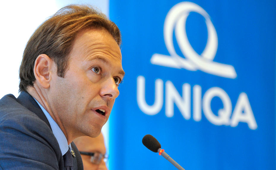 UNIQA CEO Andreas Brandstetter