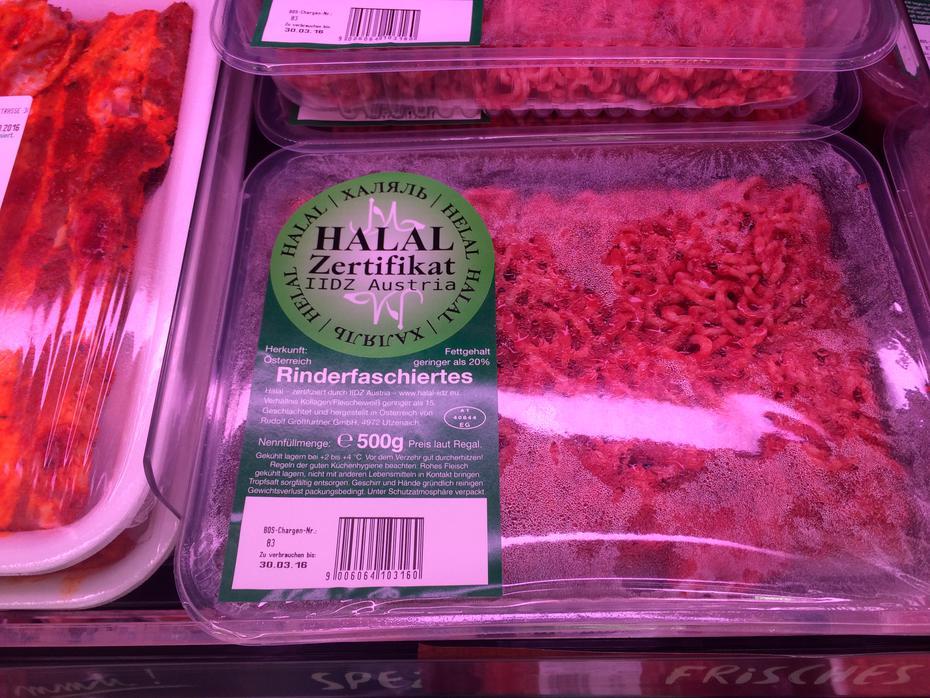 Halal-Lebensmittel: Potentieller Millionenmarkt in Österreich | trend.at