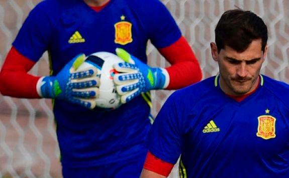 Spanien Gegen Tschechien