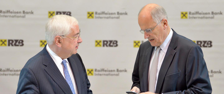 Rzb und rbi grundsatzbeschluss zur verschmelzung - Banken steiner ...