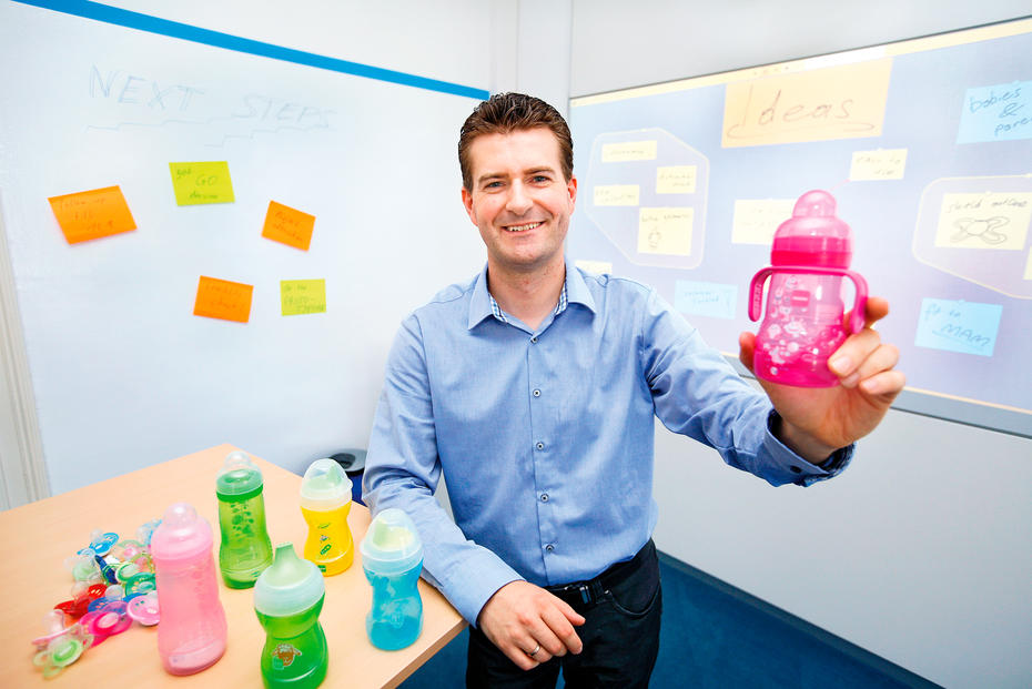 Manfred Schwarz, MAM-Innovationsleiter