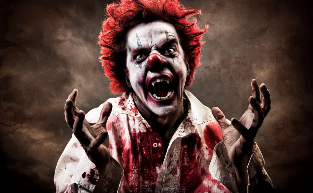 horror clowns und halloween wann angst und schrecken strafbar ist. Black Bedroom Furniture Sets. Home Design Ideas