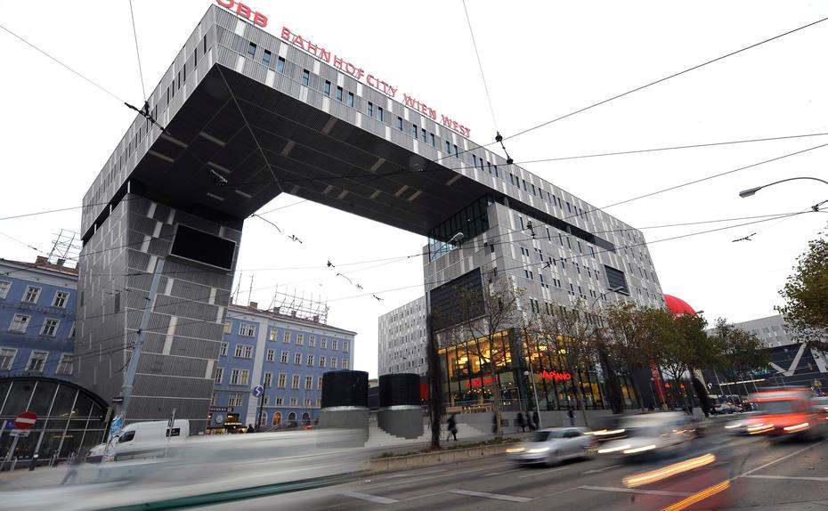 Ikea Zieht Ein Ins Quot Blaue Haus Quot Am Wiener Westbahnhof Trend At