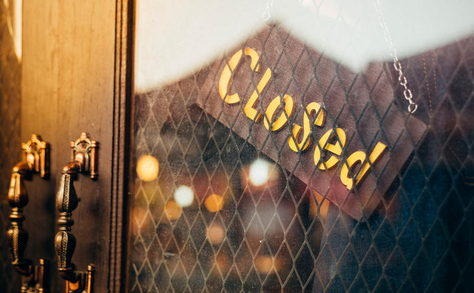 Out of Business: Insolvenzen vom 7. Februar 2017