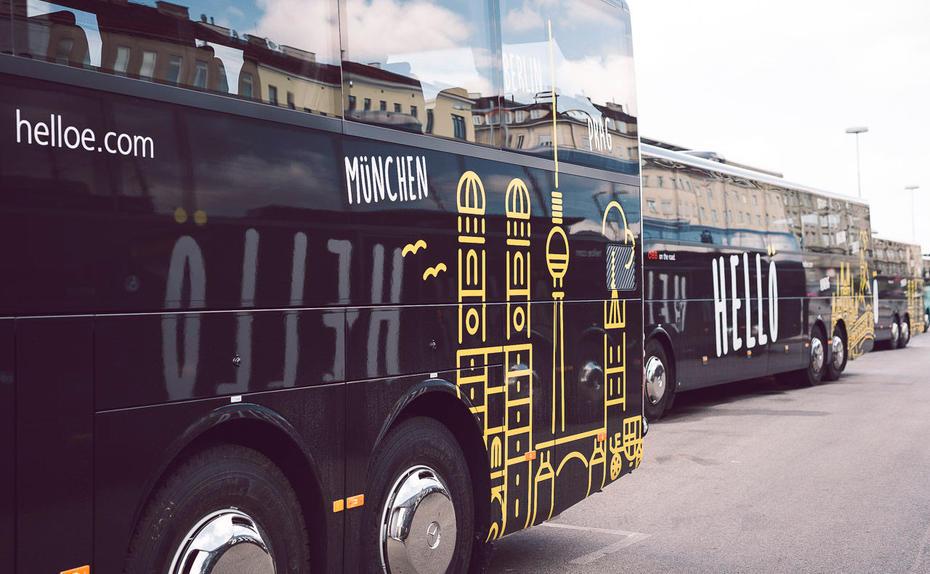 Flixbus übernimmt Fernbusnetz der österreichischen ÖBB