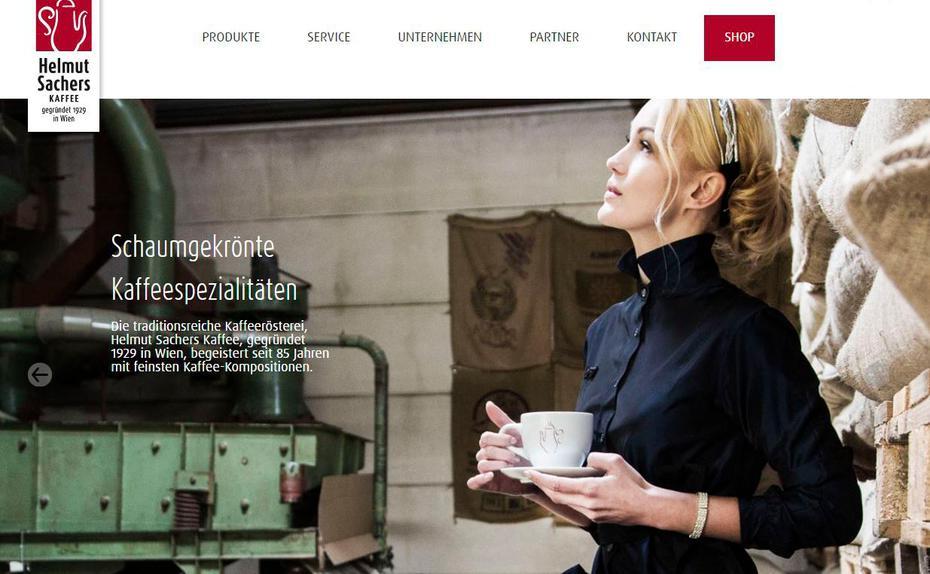 Von schaumgekrönt zu schaumgebremst Helmut Sachers Kaffee ist nach 88 Jahren zahlungsunfähig