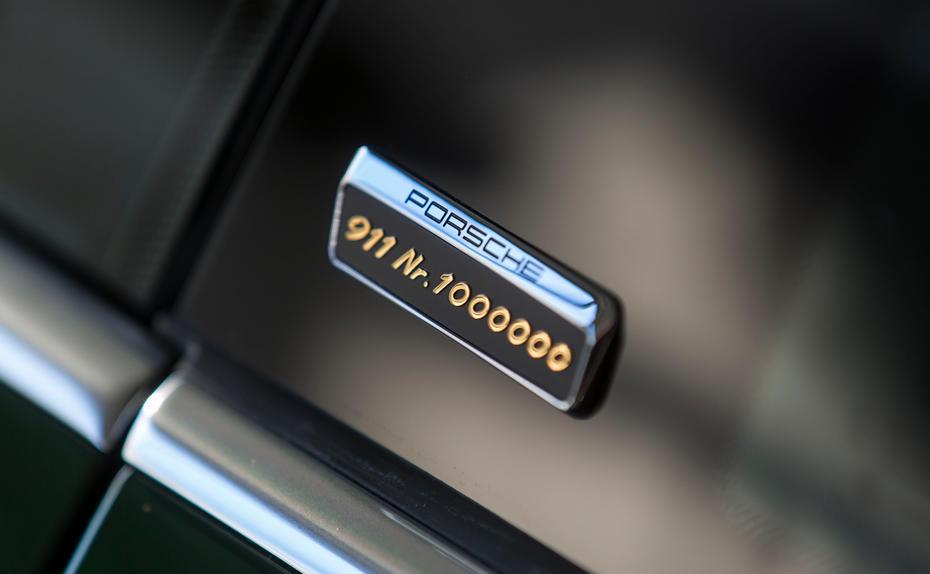 Eine Million Mal Porsche 911 | trend at