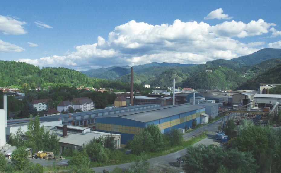 Voestalpine baut modernes Edelstahlwerk in Kapfenberg
