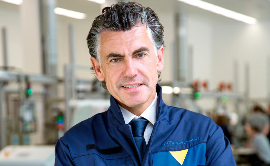 Varta Microbatteries Eigentümer Michael Tojner