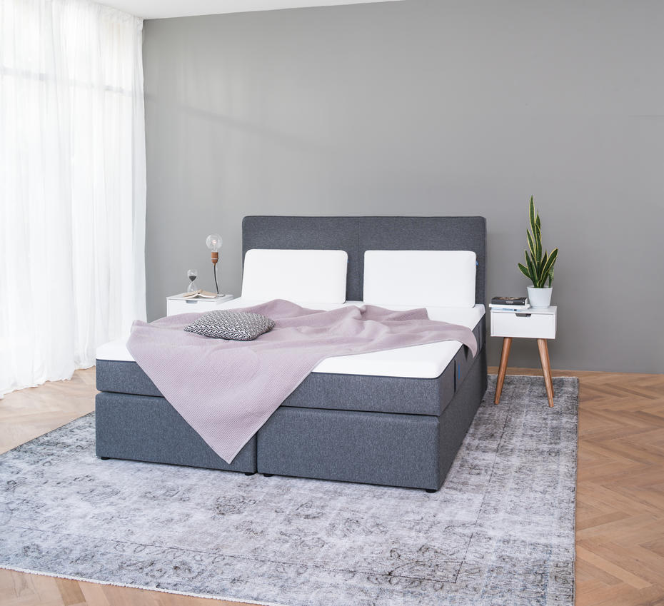 der richtige h rtegrad mit one fits all matratze emma kein problem me. Black Bedroom Furniture Sets. Home Design Ideas