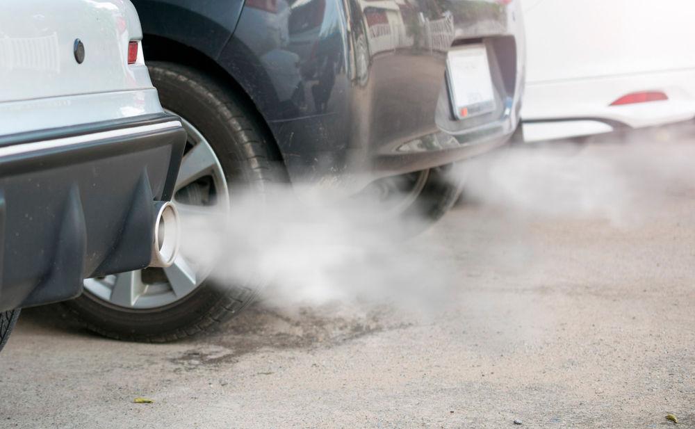 Exhaust Coming Out Of A Car ~ Eu autohersteller müssen co bis um prozent