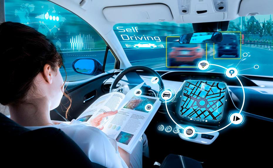 Selbstfahrende Autos: Die Zukunft hat begonnen | trend.at