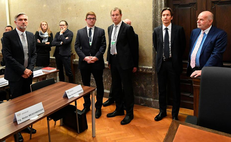 Grasser-Prozess - Staatsanwaltschaft startete mit Plädoyer
