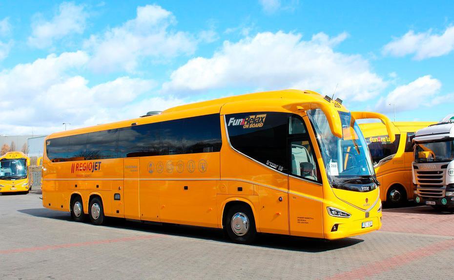 neuer billigbus anbieter f hrt 6 mal am tag wien. Black Bedroom Furniture Sets. Home Design Ideas
