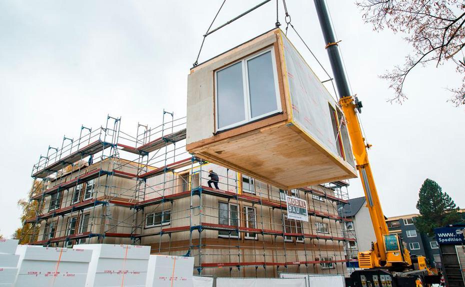 Wohnbau die f nf megatrends f r wohnimmobilien for Zimmer 94 prozent
